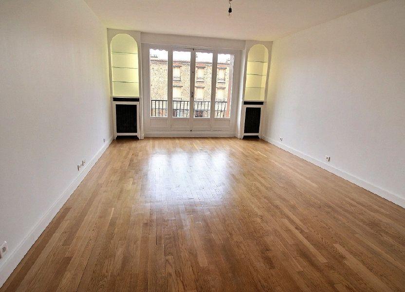 Appartement à louer 78.32m2 à Vincennes