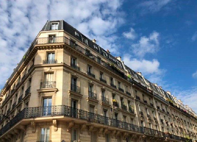 Appartement à vendre 13.94m2 à Paris 11