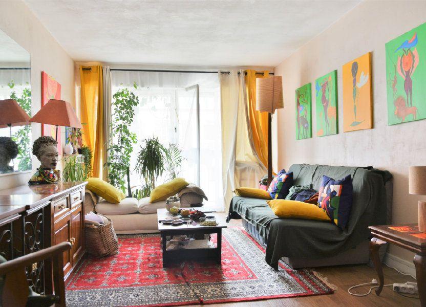 Appartement à vendre 38m2 à Paris 18