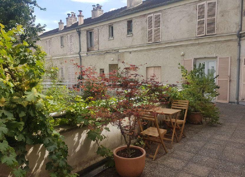 Appartement à vendre 45.33m2 à Paris 18