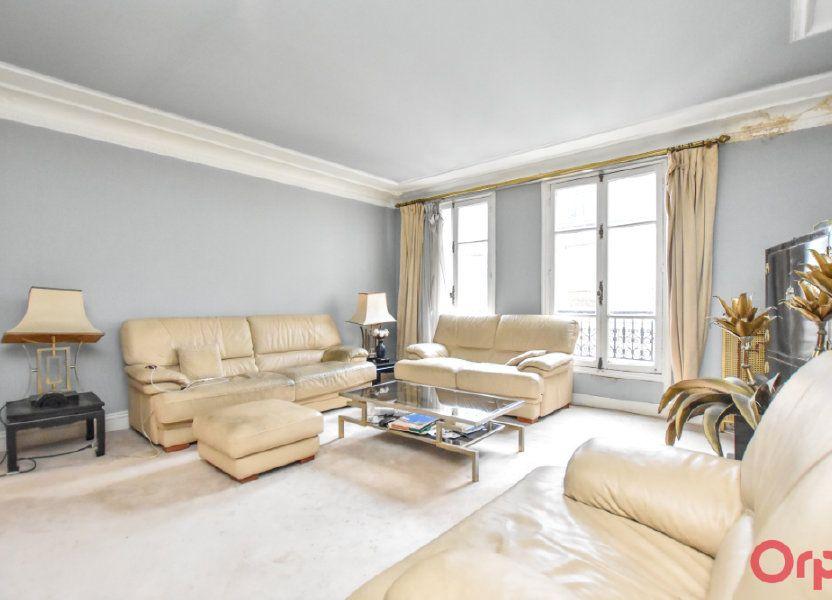 Appartement à vendre 125m2 à Paris 9