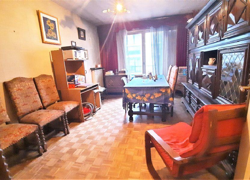 Appartement à vendre 81.15m2 à Paris 18