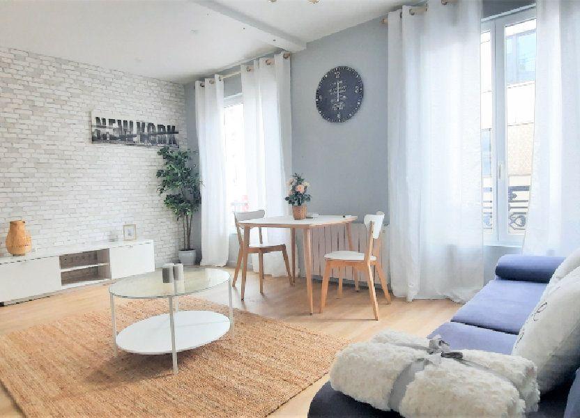 Appartement à vendre 40.39m2 à Paris 18