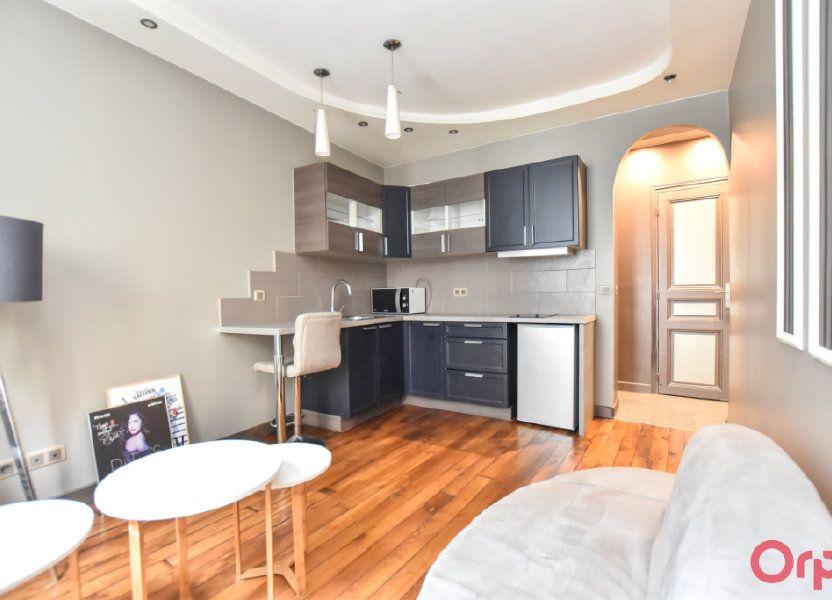 Appartement à vendre 33m2 à Paris 18