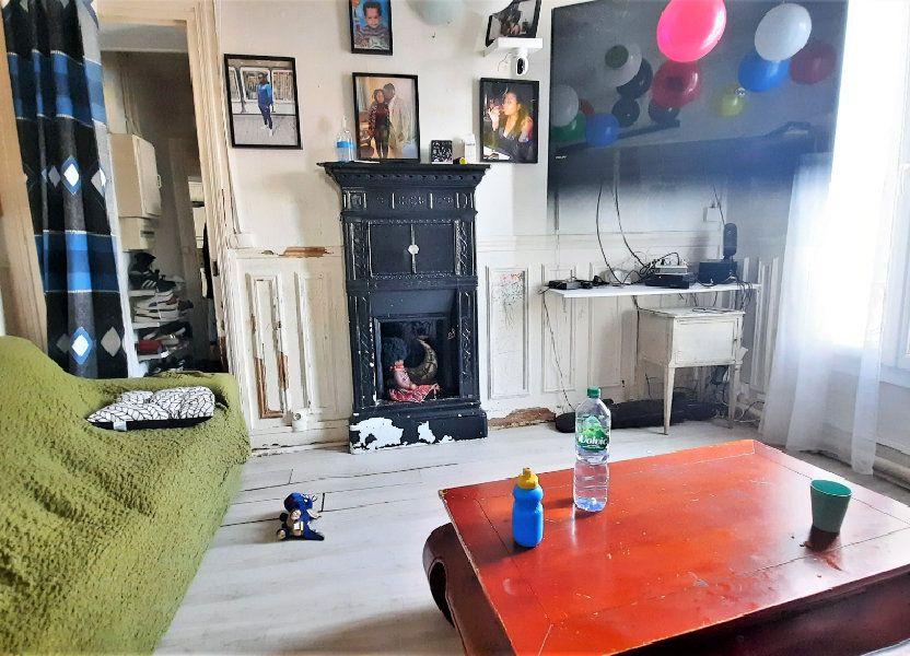 Appartement à vendre 36.25m2 à Paris 18