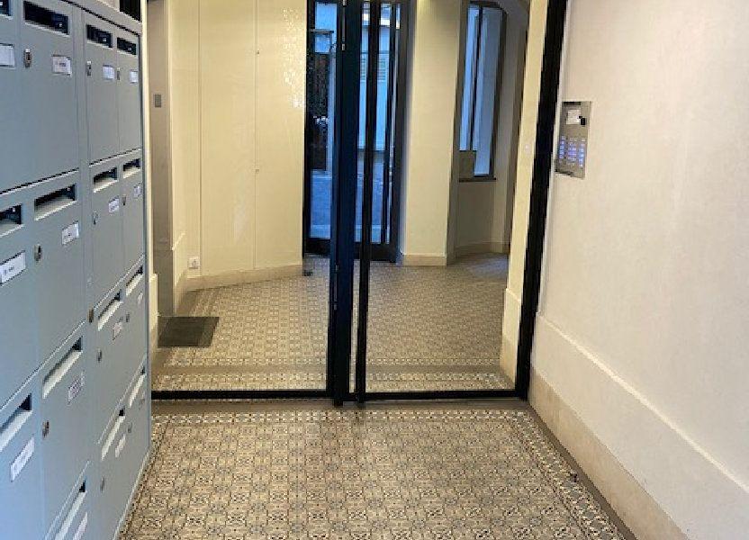 Appartement à vendre 29.7m2 à Paris 7