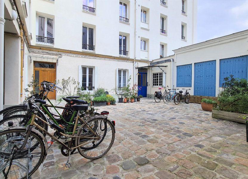 Appartement à vendre 36.19m2 à Paris 18
