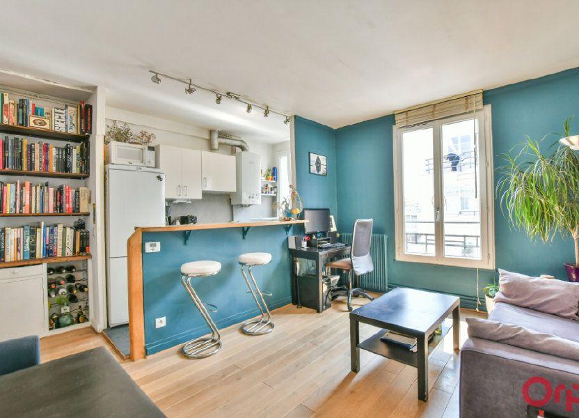 Appartement à vendre 39.53m2 à Paris 18