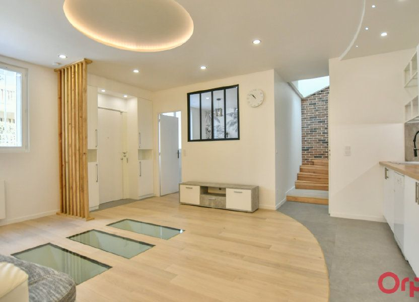 Appartement à vendre 93m2 à Paris 18
