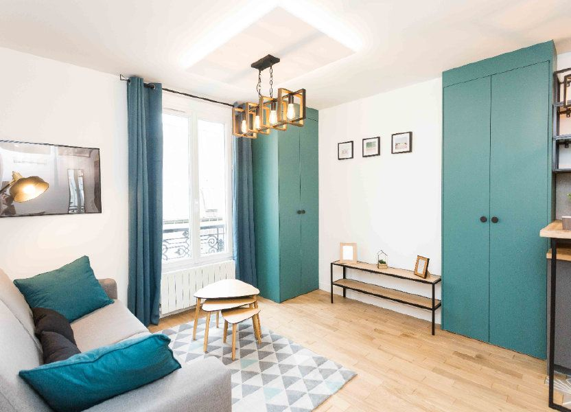 Appartement à vendre 19.05m2 à Paris 18