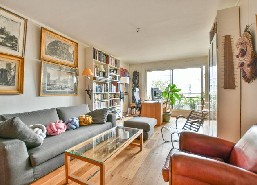 Appartement à vendre 70m2 à Paris 18