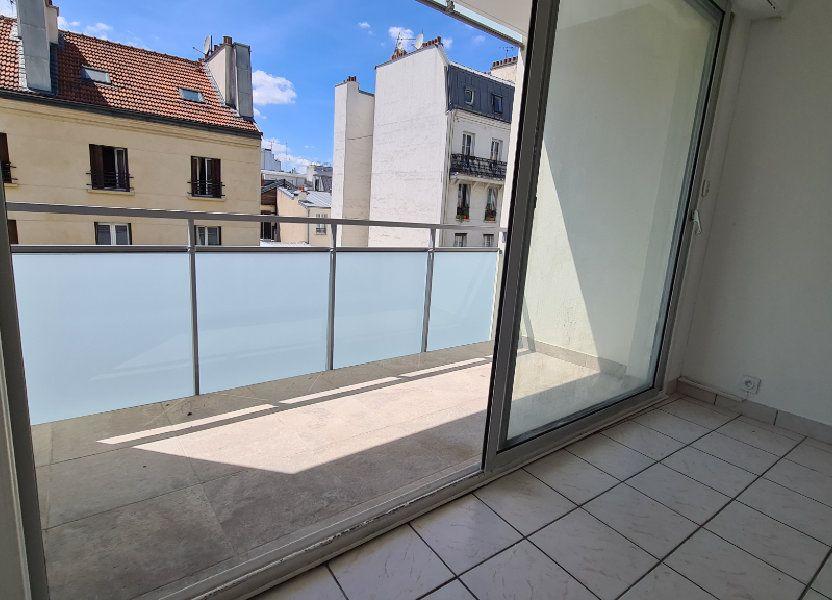 Appartement à vendre 22m2 à Paris 18
