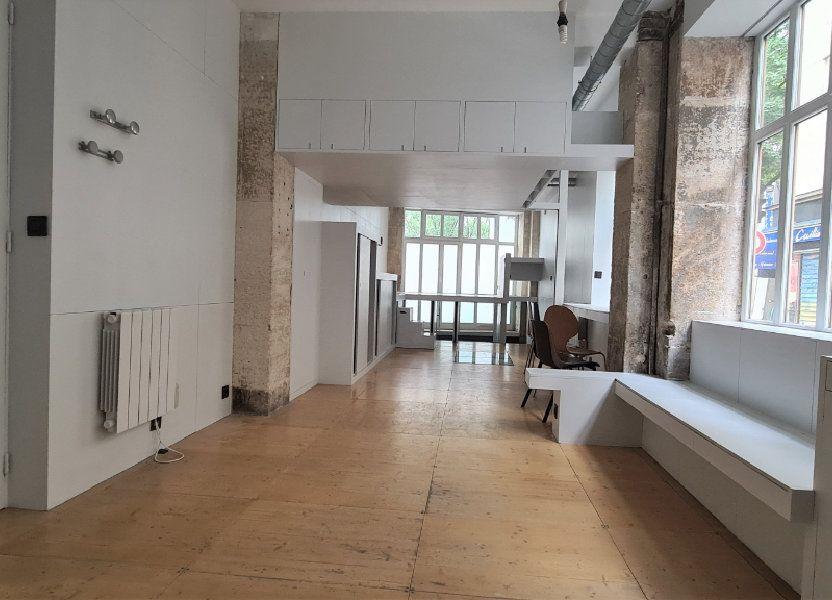 Appartement à vendre 49.71m2 à Paris 19