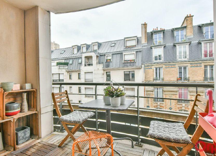 Appartement à vendre 76.67m2 à Paris 19