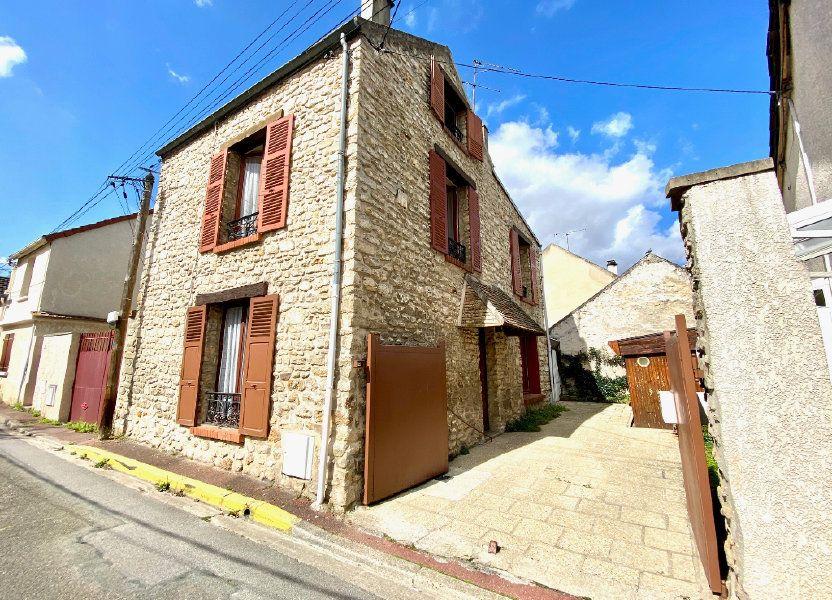 Maison à vendre 85m2 à Aubergenville