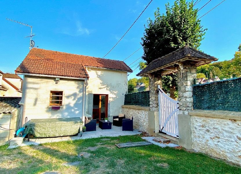 Maison à vendre 36.57m2 à Mézières-sur-Seine