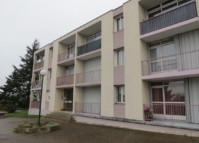 Appartement à louer 20.77m2 à Aubergenville