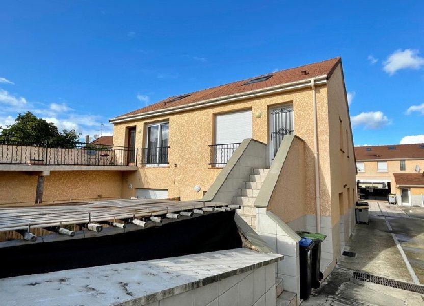 Appartement à louer 60.6m2 à Mézières-sur-Seine