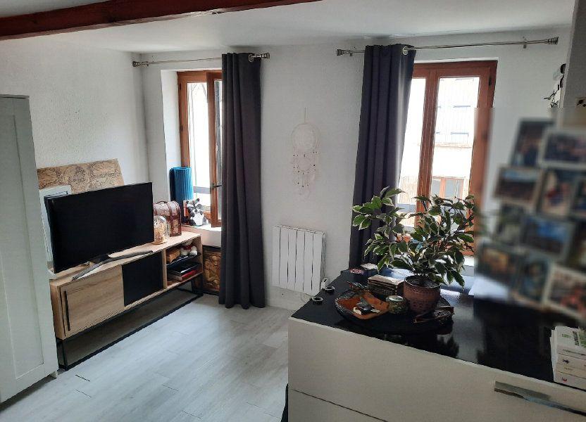 Appartement à louer 20.72m2 à Épône