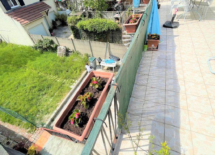 Appartement à vendre 64.38m2 à Rosny-sous-Bois