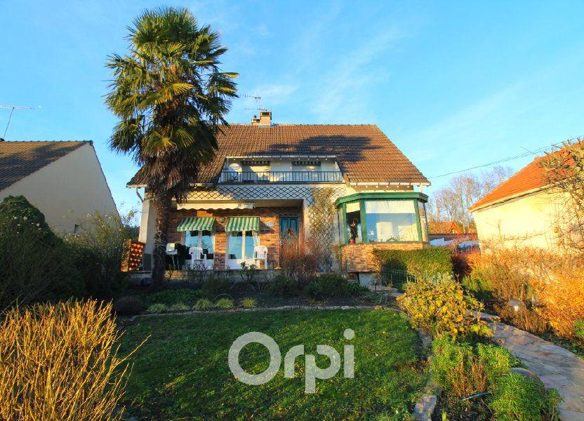 Maison à vendre 130m2 à Thorigny-sur-Marne