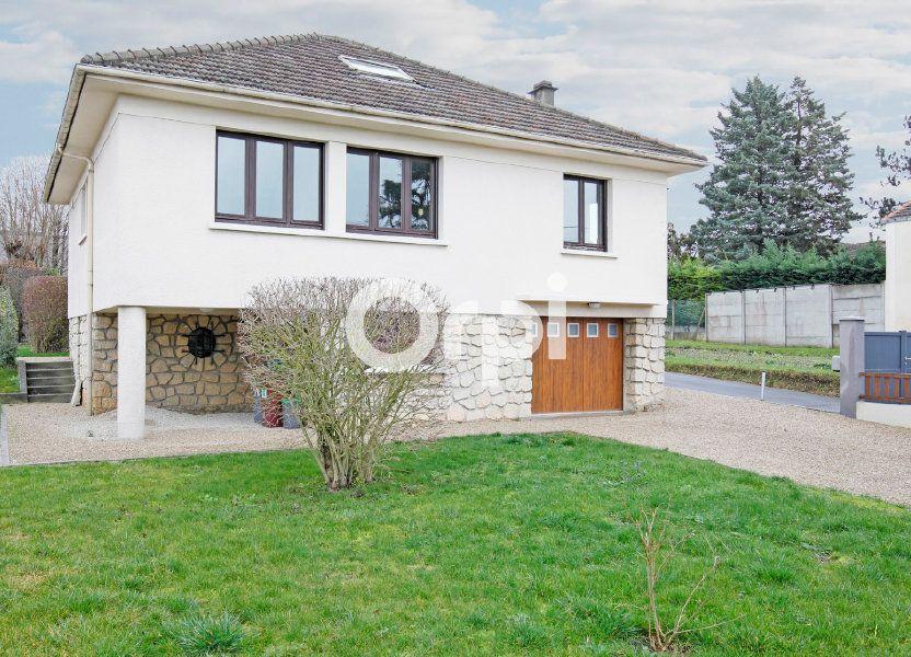Maison à vendre 105m2 à Thorigny-sur-Marne
