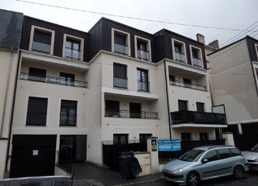 Appartement à louer 24.1m2 à Gagny