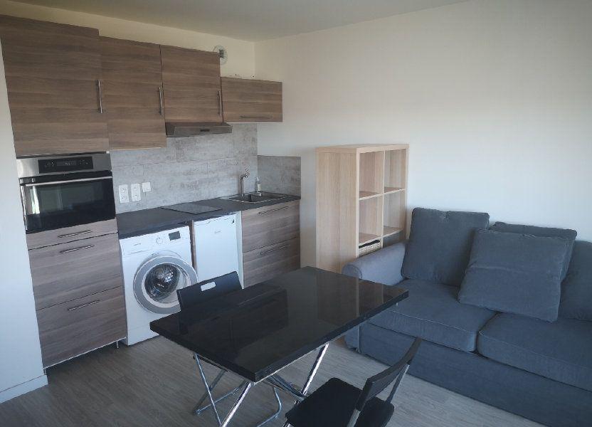 Appartement à louer 25.75m2 à Aulnay-sous-Bois