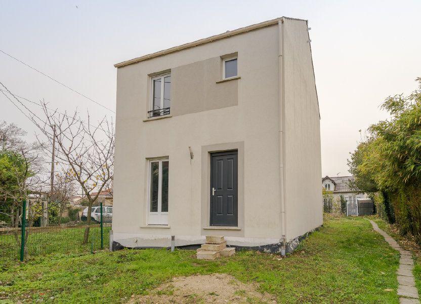Maison à vendre 90m2 à Gagny