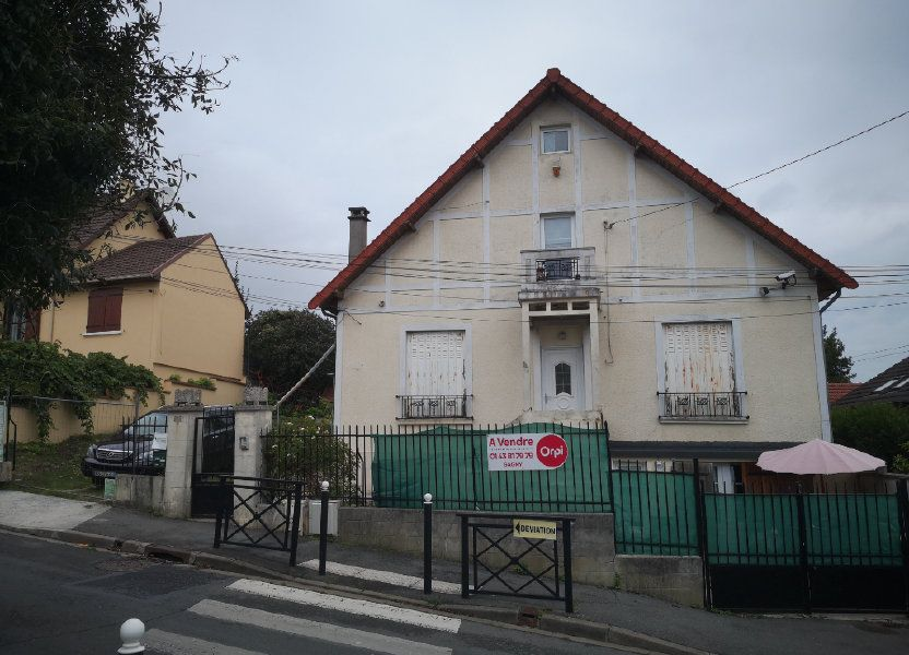 Appartement à louer 48m2 à Gagny