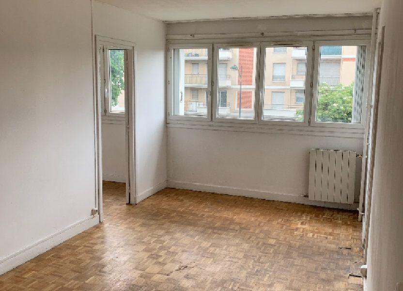 Appartement à louer 55.96m2 à Les Pavillons-sous-Bois