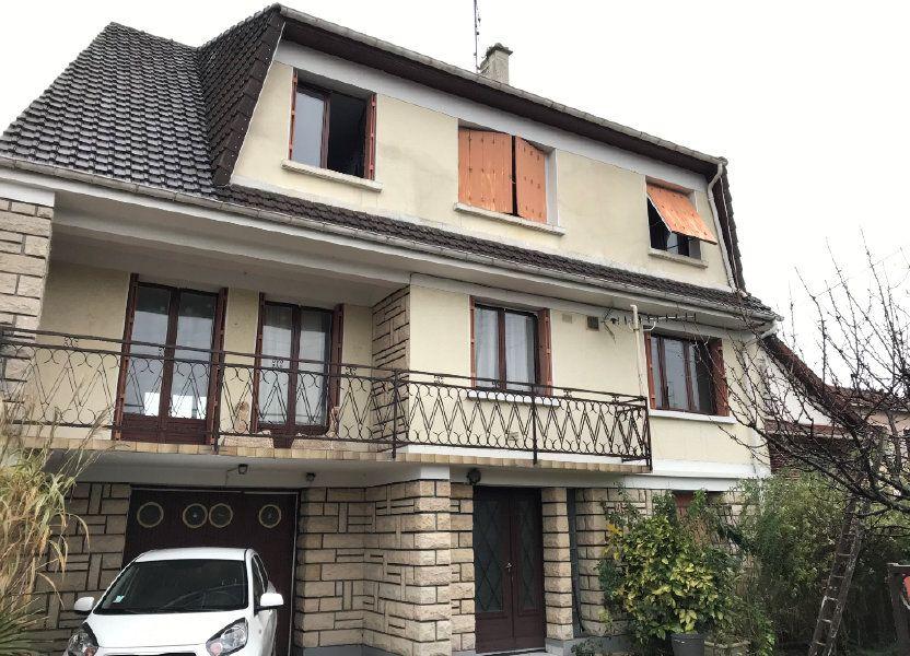 Appartement à louer 13m2 à Livry-Gargan