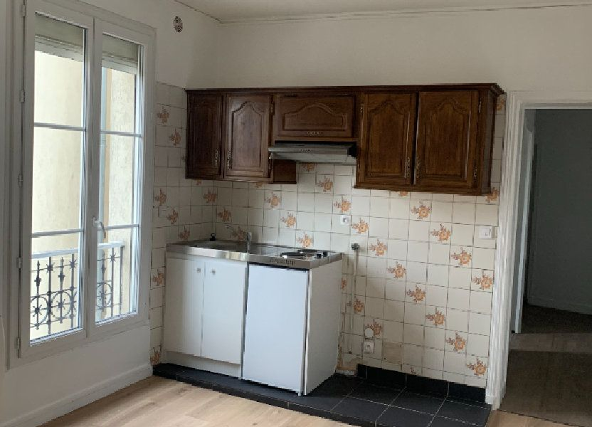 Appartement à louer 36.26m2 à Livry-Gargan