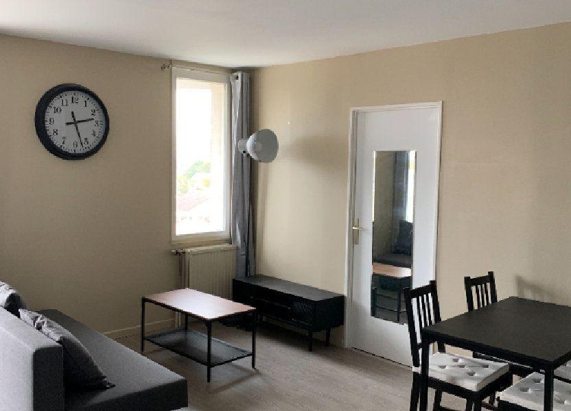 Appartement à louer 39.11m2 à Cergy