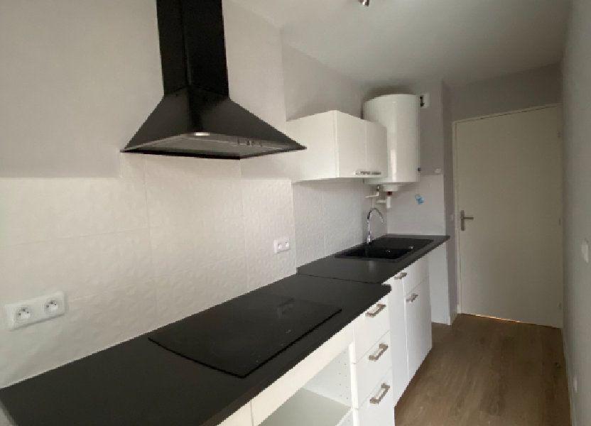 Appartement à louer 46.51m2 à Livry-Gargan