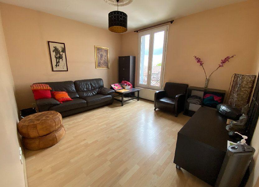 Appartement à louer 53.2m2 à Villemomble