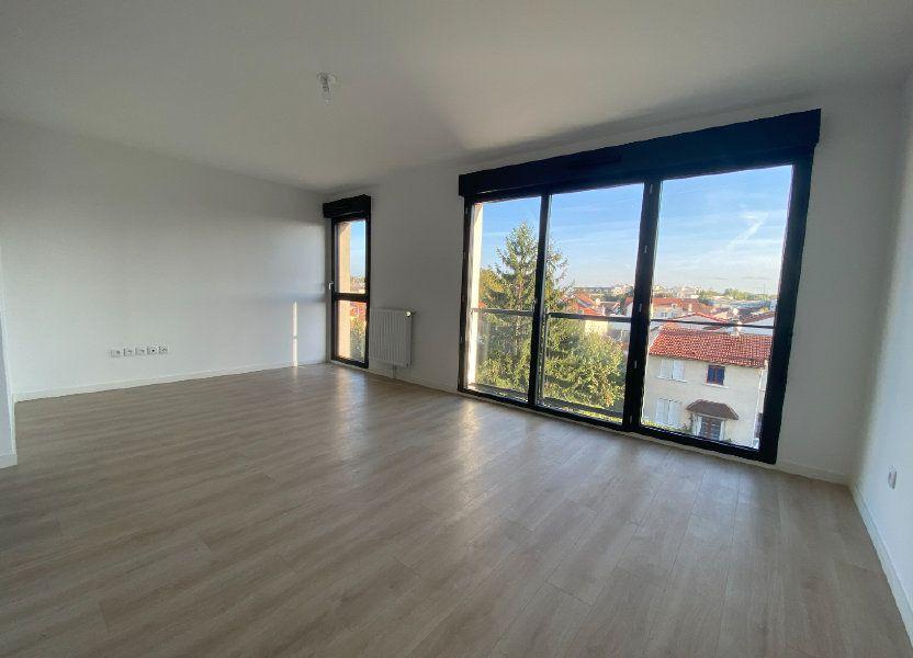 Appartement à louer 33.3m2 à Saint-Denis