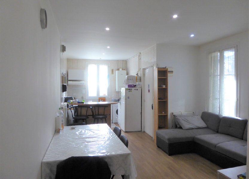 Appartement à vendre 37.51m2 à Drancy