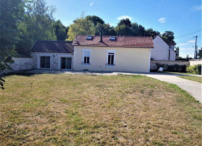 Maison à vendre 163m2 à Fleury-en-Bière