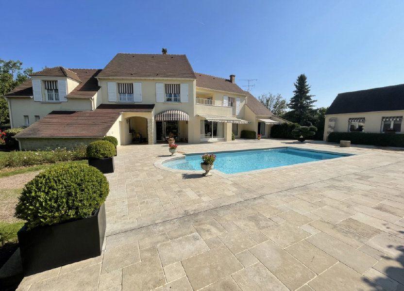 Maison à vendre 278m2 à Chailly-en-Bière