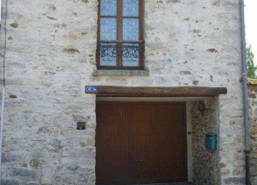 Appartement à louer 24.54m2 à Fleury-en-Bière