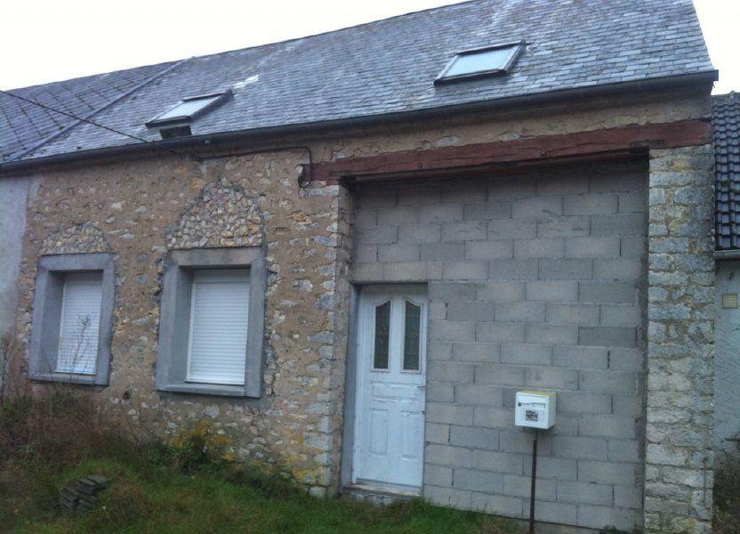 Maison à vendre 80m2 à Saint-Léonard-en-Beauce