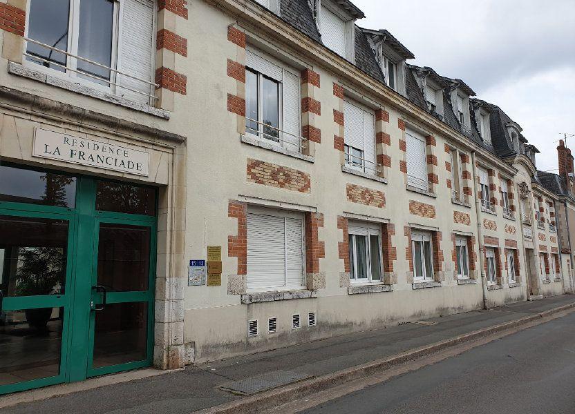 Appartement à vendre 52.72m2 à Blois