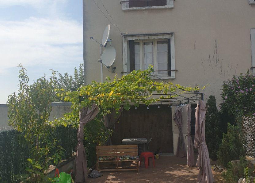 Maison à vendre 75m2 à La Chaussée-Saint-Victor