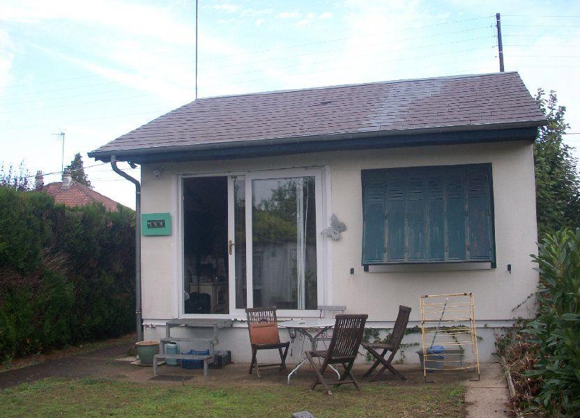 Maison à vendre 35m2 à Muides-sur-Loire