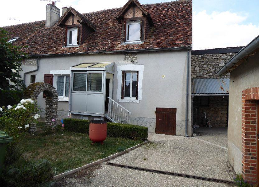 Maison à vendre 103m2 à La Chapelle-Saint-Martin-en-Plaine