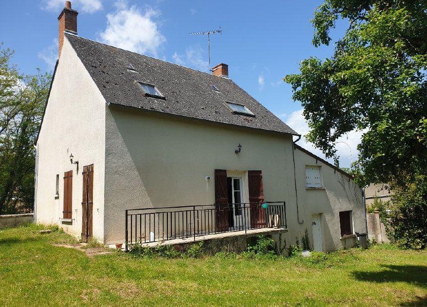 Maison à vendre 124m2 à Monthou-sur-Bièvre