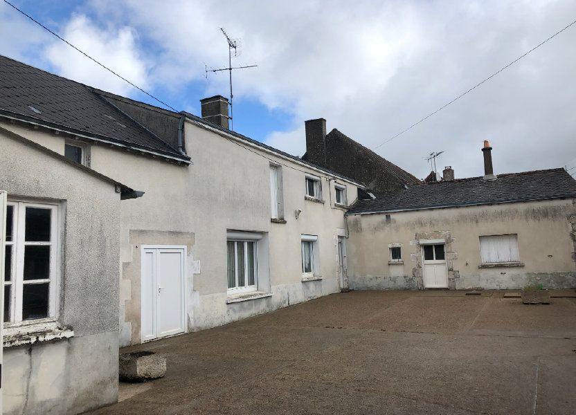 Maison à vendre 129m2 à La Chapelle-Saint-Martin-en-Plaine