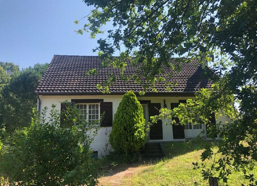 Maison à vendre 106m2 à La Ferté-Saint-Cyr
