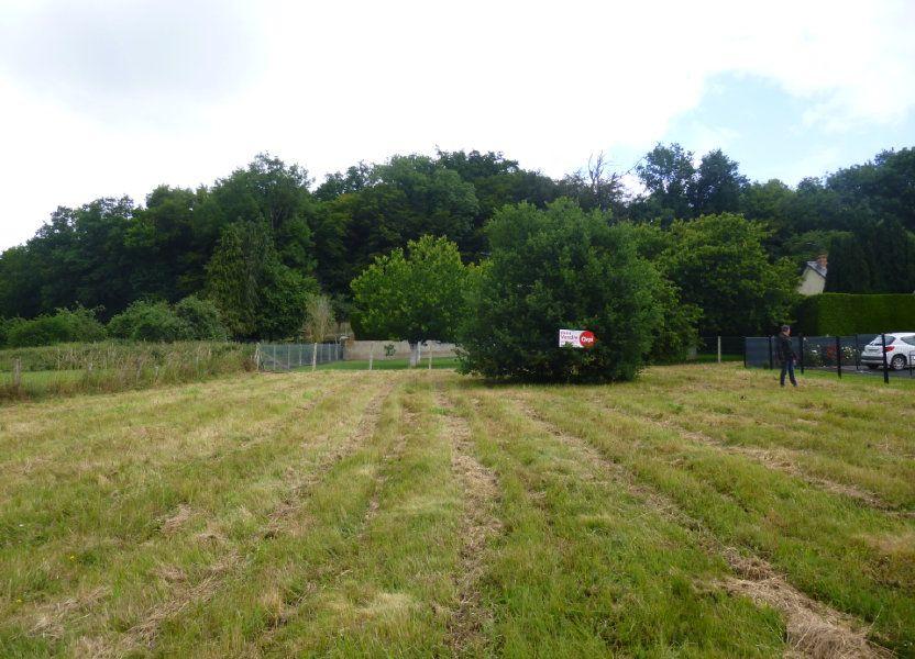 Terrain à vendre 1500m2 à Appeville-Annebault